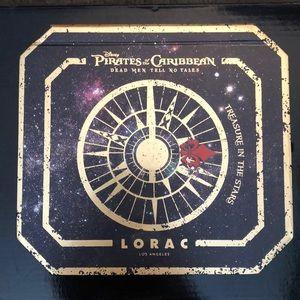 Lorac Pirate of the Caribbean palette
